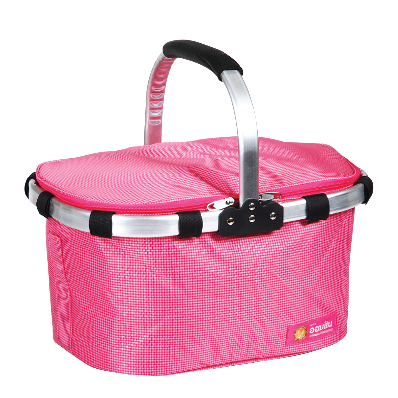 กระเป๋าเก็บความเย็น เเละ ความร้อน ( เเบบที่ 2 )