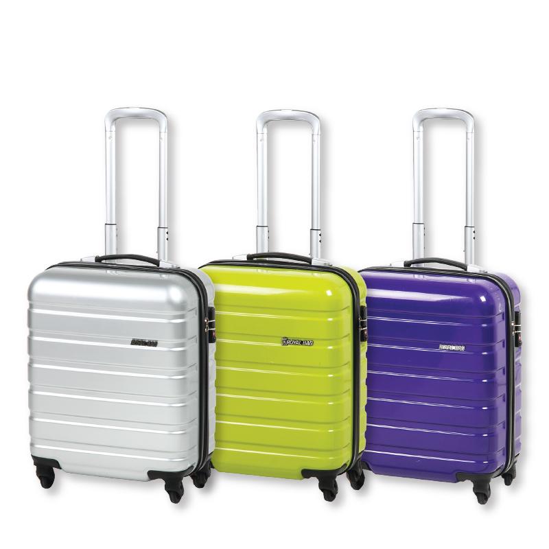 กระเป๋าเดินทางล้อลาก ( แบบที่ 7 )