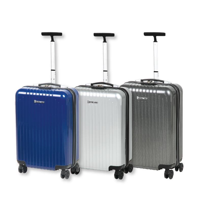 กระเป๋าเดินทางล้อลาก ( แบบที่ 8 )