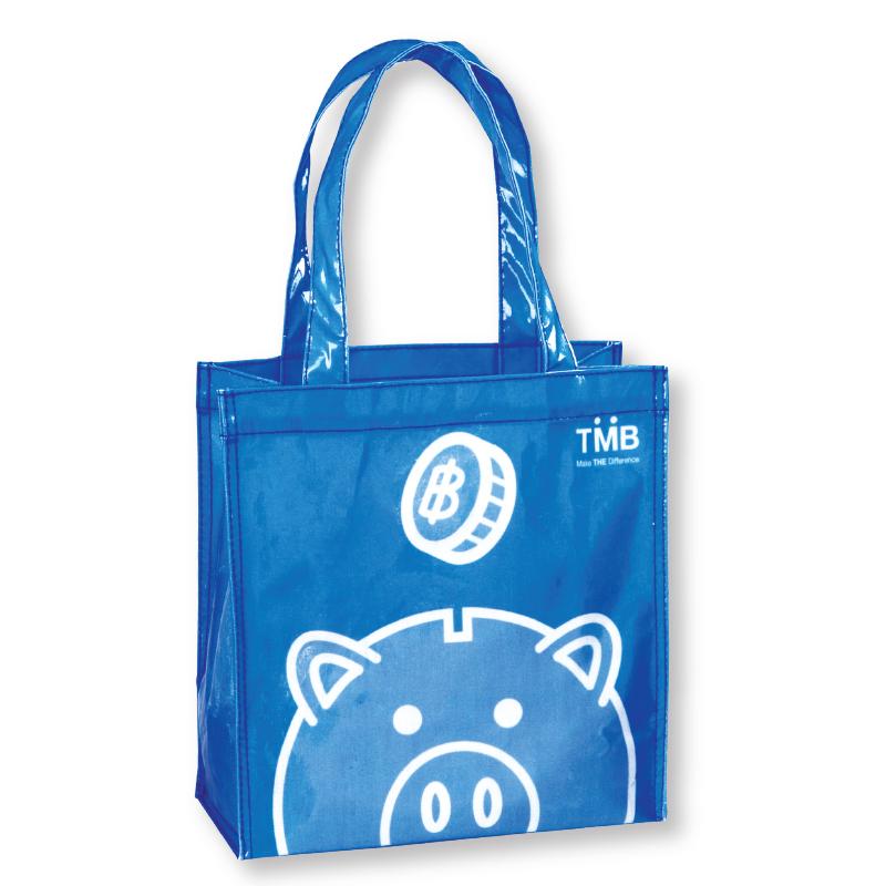 กระเป๋า Shopping ( เเบบที่ 5 )