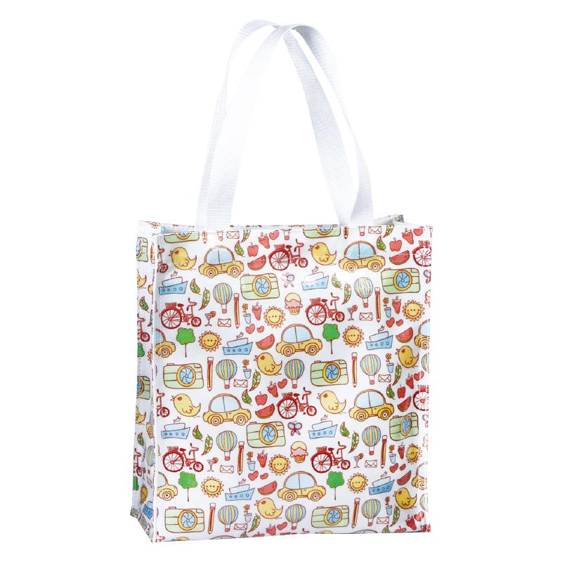 กระเป๋า Shopping ( เเบบที่ 8 )
