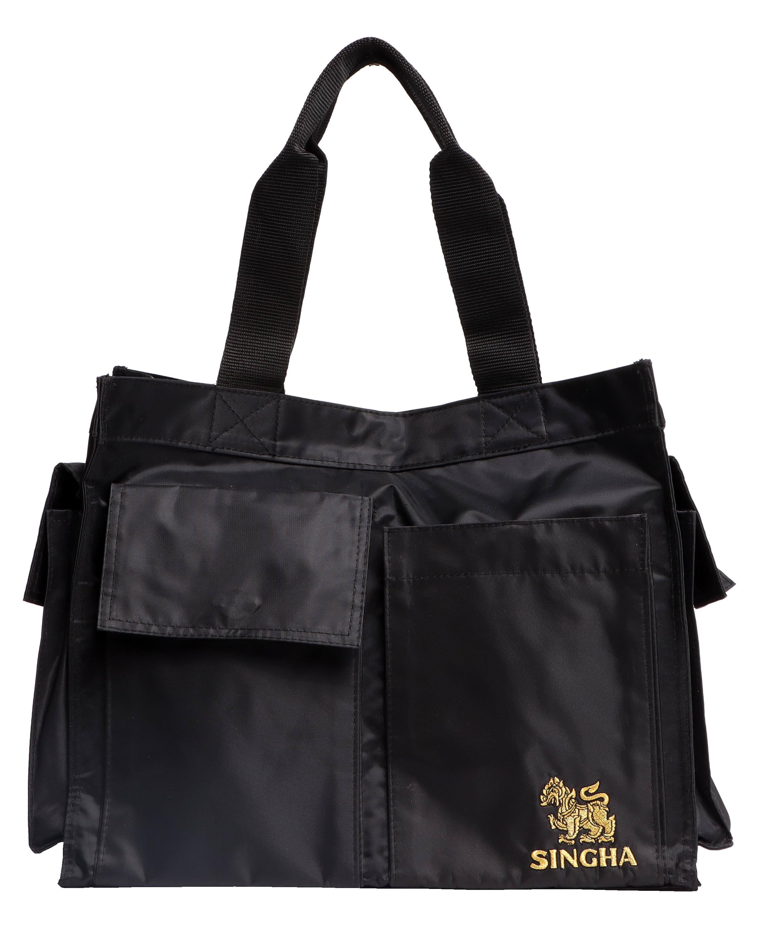 กระเป๋าผ้า ( เเบบที่ 14 )